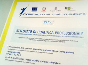 attestato qualifica smart