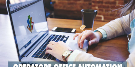 OPERATORE OFFICE AUTOMATION (214 ore) – Qualifica