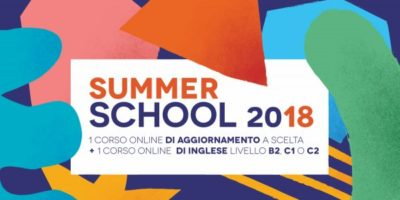 Summer School 2018: Corso online di lingua inglese ESOL International B2, C1 o C2 a 150 €